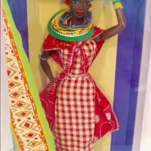Special Edition Kenyan Barbie